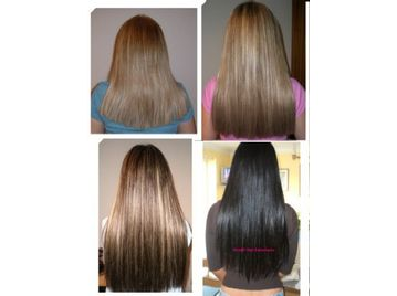 Hair Extensions European Wefts 15