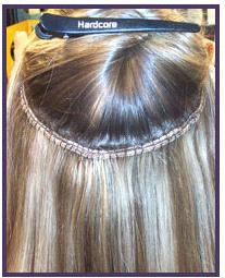 Hair Extensions European Wefts 46